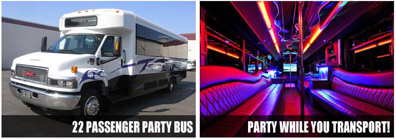 Party Bus Rentals Bellevue