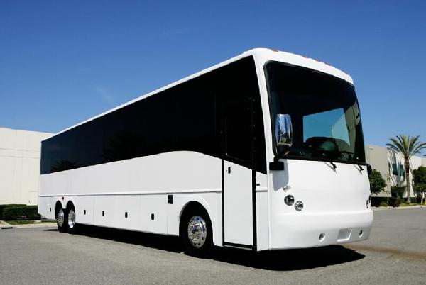 Bellevue 50 Passenger Charter Bus